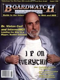 Vinton Cerf, Father of the Internet